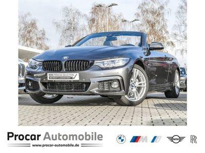 gebraucht BMW 430 4er i Cabrio M Sport