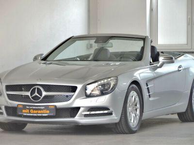 gebraucht Mercedes SL350 Roadster 7G-TRONIC **nur 50 TKM**