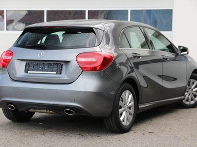 gebraucht Mercedes A180 BlueEfficiency/ Urban/ Leder/ Garantie