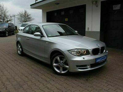 gebraucht BMW 125 Coupé i Aut. KLIMA+NAVI+XENON+tLEDER+ALU-17z+PDC