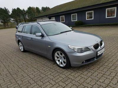 gebraucht BMW 545 Baureihe 5 Touring i