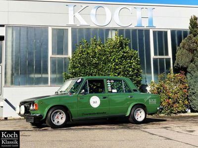 gebraucht Fiat 124 Special T Gruppe 2 - mit Hebeanlage