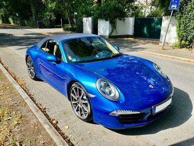 gebraucht Porsche 911 (991) S Cabrio mit Approved