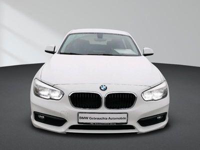 gebraucht BMW 118 i Advantage LM PDC Sitzhzg. Vorn NSW MF Lenkrad
