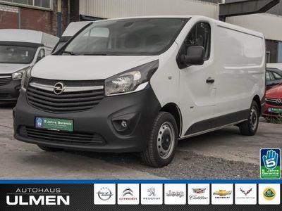 gebraucht Opel Vivaro B Kasten L2H1 2,9t 1.6 CDTI EURO6 Klima Einparkhil