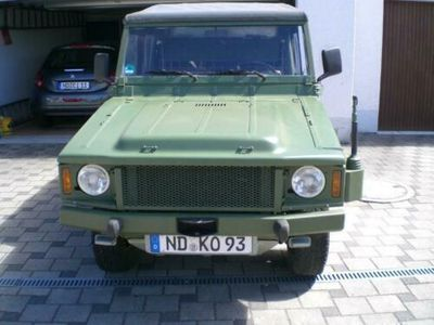 gebraucht VW Iltis BOMBARDIER 183 mit Heckklappe