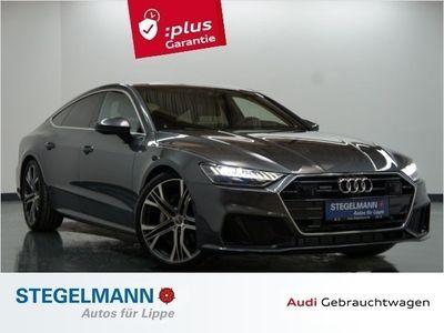 gebraucht Audi A7 Sb. 50 TDI qu. S-Line Luft Pano Laserlicht
