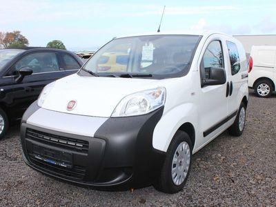 gebraucht Fiat Fiorino Kombi SX 1.3 95 Euro 6 Klima,Blueth.,AHK
