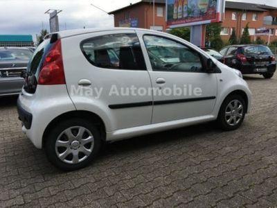 gebraucht Peugeot 107 Filou Klima Euro 5 HU&AU NEU Scheckheft