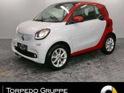 used Smart ForTwo Coupé 52kW twinamic Pano.+Cool u. Audio