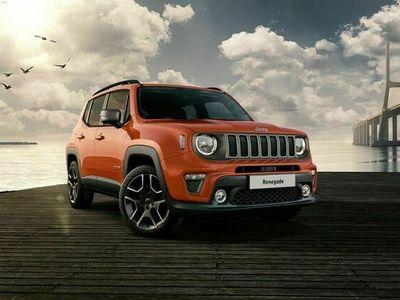 gebraucht Jeep Renegade Limited 1.0 Benzin MT6