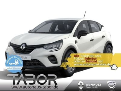 gebraucht Renault Captur 1.0 TCe 100 Life *neues Modell*