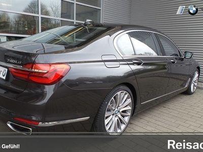 gebraucht BMW 740L D XDRIVE