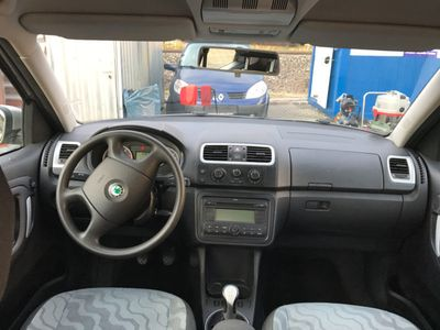 gebraucht Skoda Roomster Style