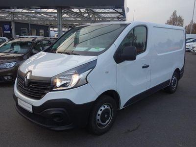 gebraucht Renault Trafic Lkw Komfort L1H1 2,7t d