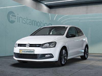 gebraucht VW Polo PoloBlueGT 1.4 TSI ACT KLIMA PDC SHZ XENON EU6