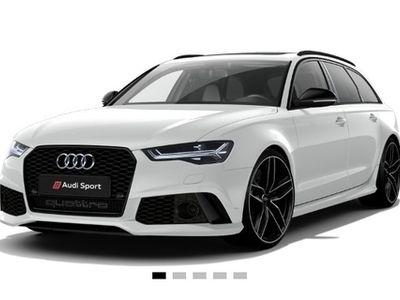 gebraucht Audi RS6 Avant Pano SportAGA BOSE 280km/H Matrix el. Sitze S-Sitz HeadUp Allrad PreSense