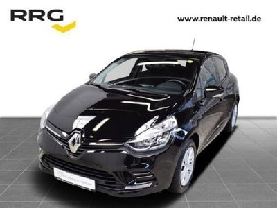 gebraucht Renault Clio IV 4 1.5 DCI 90 ECO² LIMITED