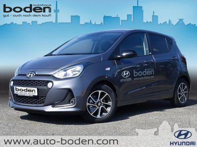 gebraucht Hyundai i10 FL 1.0 Benzin Sonderedition YES! KLIMA SHZ