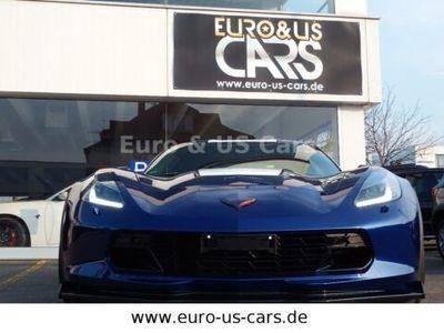 gebraucht Corvette Stingray Coupe Grand Sport 3LT Carbon Semi