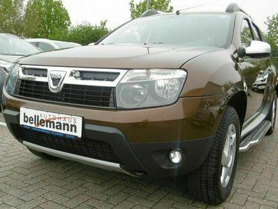 gebraucht Dacia Duster Laureate 4x4 1.5 dCi 110 Allrad/Kamera/Kl