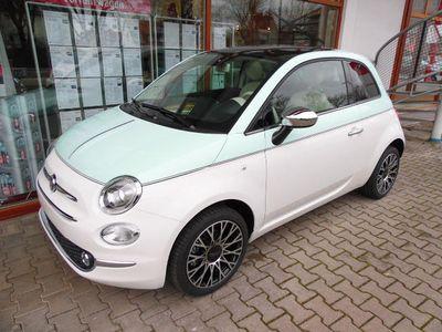 gebraucht Fiat 500 1.2 8V Collezione Bicolore, Navi, Klimaauto., PDC