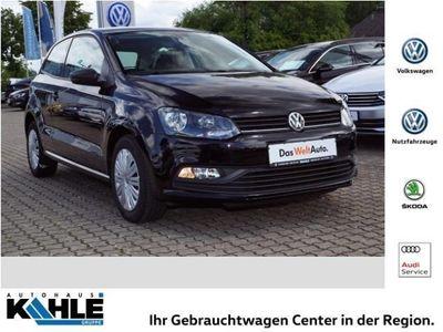 gebraucht VW Polo V 1.0 BMT Trendline Start-Stopp Regensensor