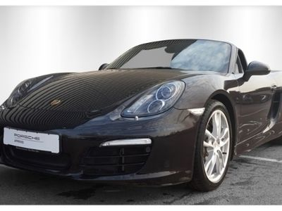 gebraucht Porsche Boxster 981 2.7 PDLS PDK Raucherpaket 19-Zoll