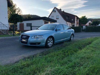 gebraucht Audi A6 Limo Automatik