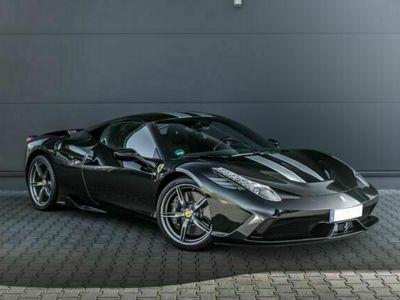 gebraucht Ferrari 458 Speciale *LIFT*STRIPE*CARBON*2TKM* als Sportwagen/Coupé in Meerbusch