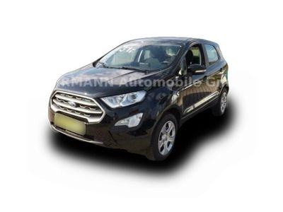 "gebraucht Ford Ecosport ""Cool&Connect"" DAB*Sitzheizung"