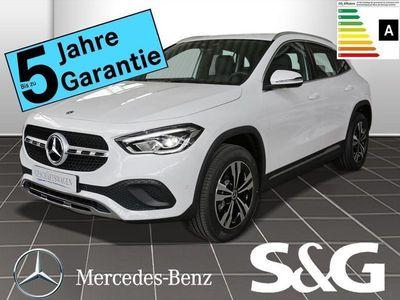 gebraucht Mercedes GLA220 d PROGRESSIVE LED/Totwinkel-As/18/Kamera