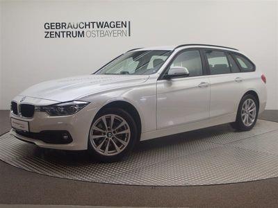gebraucht BMW 320 d Touring Aut. Advantage Navi+SHZ+PDC+HiFi+BT