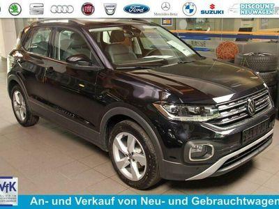 gebraucht VW T-Cross - 1.0 TSI DSG Life, Kamera, ACC, Winterpaket