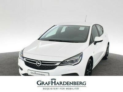 gebraucht Opel Astra Lim. 1.4 Turbo Tempomat LED Parkpilot