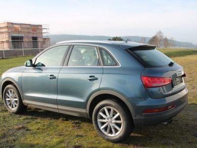 gebraucht Audi Q3 1.4 TFSI Klimaautomatik, Sitzheizung,Alufelg