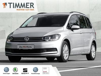 gebraucht VW Touran 1.5 TSI Comfort *DSG *ACC *AHK *7 SITZER
