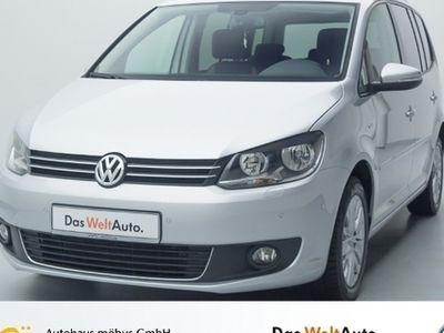 gebraucht VW Touran 2.0 TDI Comfortline