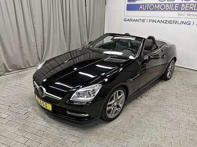 gebraucht Mercedes SLK250 BlueEFF *Leder| Navi| Distronic+| Xenon| HK*