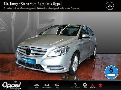 gebraucht Mercedes B200 BE +PARK+XENON+AHK+SH+LM+TEMPO+REGEN+KLIMA BC