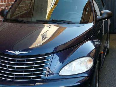gebraucht Chrysler PT Cruiser Cabrio 2.4 Limited WEBASTOSTANDHEIZUNG