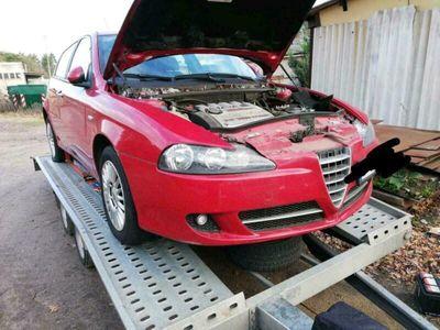 gebraucht Alfa Romeo 147 Benzin 110tkm