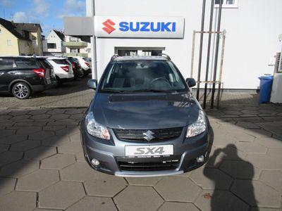 brugt Suzuki SX4 1.6 VVT 4x2 Comfort Dance Klima,Navi,Keyless,AHK