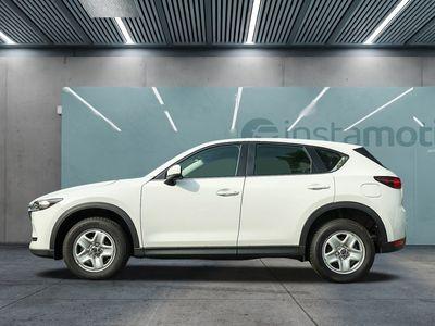 gebraucht Mazda CX-5 CX-5SKYACTIV-G 165 FWD 1 Hd. unfallfrei