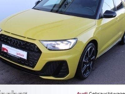 gebraucht Audi A1 Sportback 35 S tronic S line LED 18 Zoll PDC