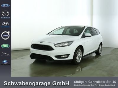 käytetty Ford Focus Turnier 1.0 COOL&CONNECT Navi PDC Sitzheizun
