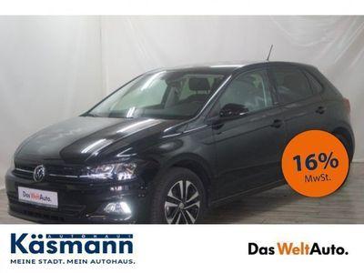 gebraucht VW Polo 1.0 IQ PDC*Navi*Sitzhz* ACC* Radio CD*Klima