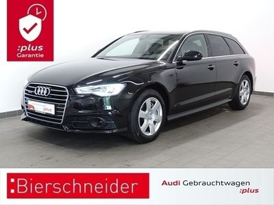 gebraucht Audi A6 Av. 3.0 TDI qu. S tronic BOSE HEAD-UP LUFT KAMERA ACC NAVI XENON 17 CONNECT DAB
