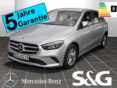 gebraucht Mercedes B200 Progressive LED/MBUX/Navi/Keyless/Parklenkassist