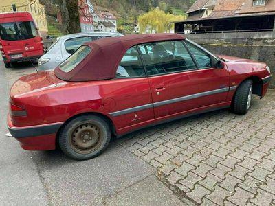 gebraucht Peugeot 306 Cabriolet 1.6